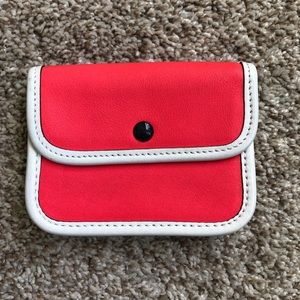 Coach Legacy Card Holder Change Purse